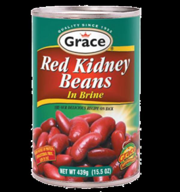 Grace Red Kidney Beans
