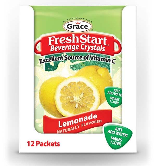 Grace Fresh Start - Lemonade