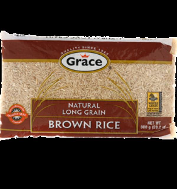 Grace Long Grain Brown Rice