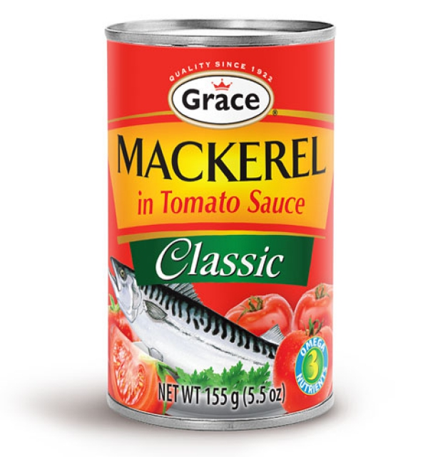 Grace Mackerel in Tomato Sauce - Classic