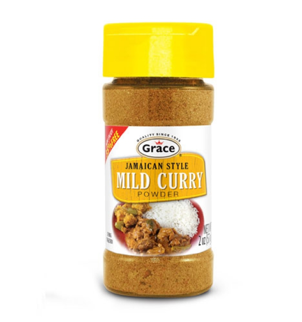 Grace Mild Curry Powder