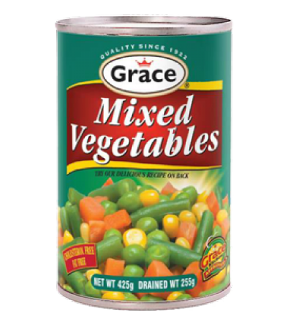 Grace Mixed Vegetables