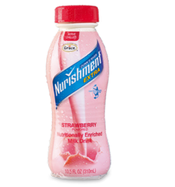 Grace Nurishment - Strawberry Flavour