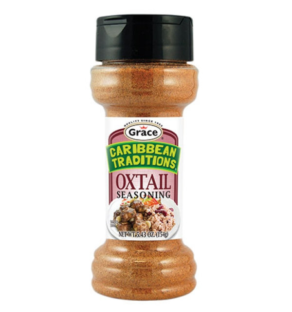 Grace Caribbean Traditions: Oxtail Seasoning