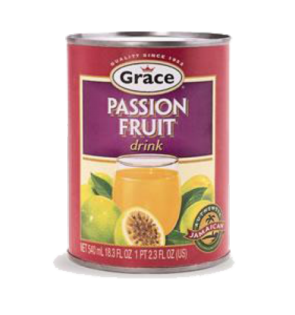 Grace Passion Fruit Drink