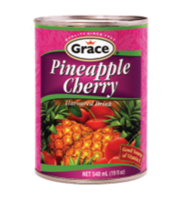 Grace Pineapple Cherry Drink