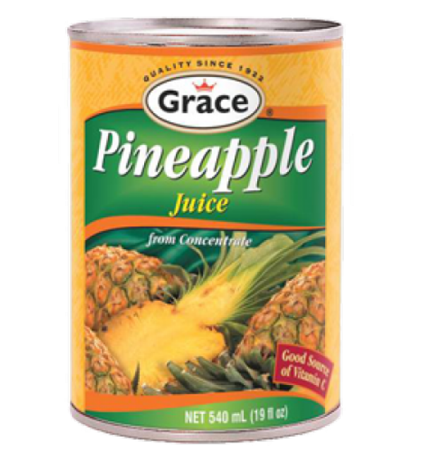 Grace Pineapple Juice