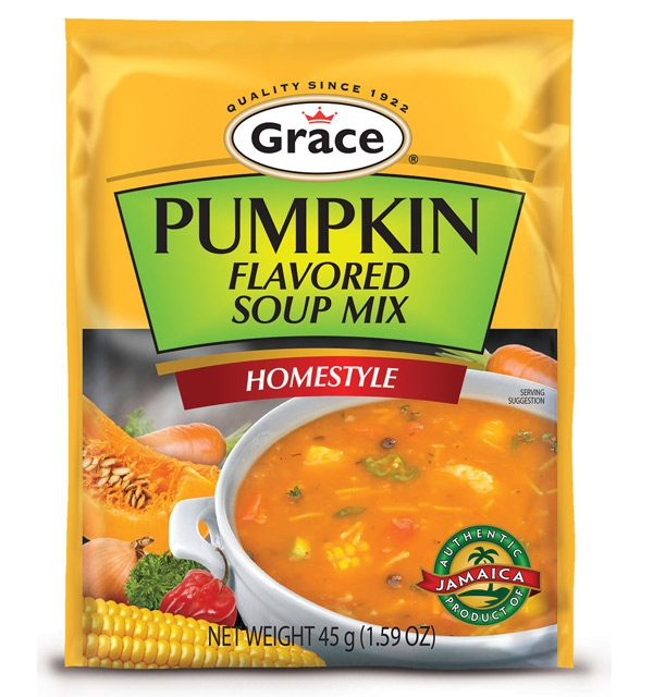 Grace Pumpkin Soup Mix