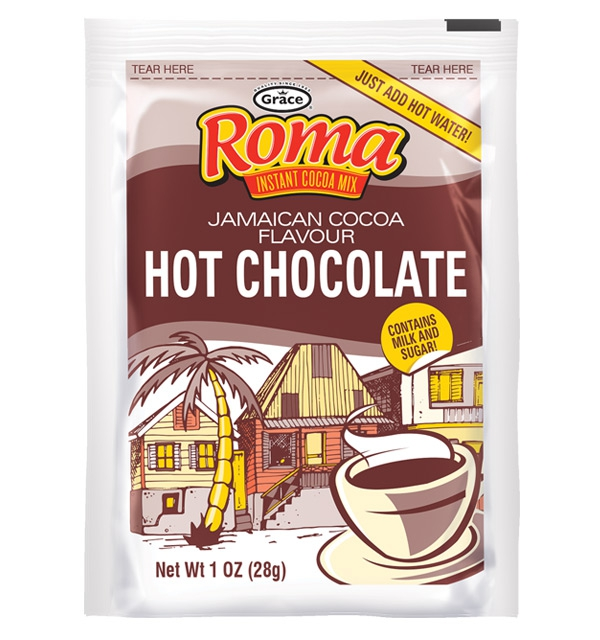 Roma Instant Cocoa Mix - Hot Chocolate 28g