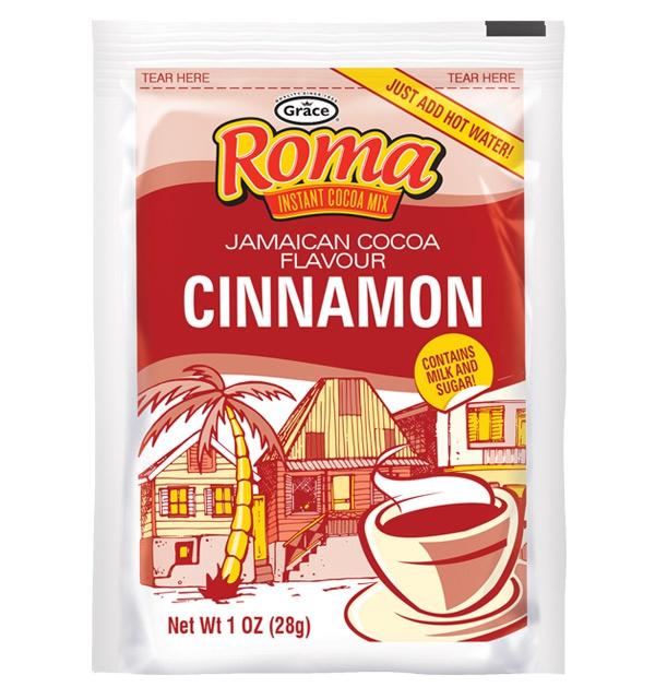 Roma Instant Cocoa Mix - Cinnamon 28g