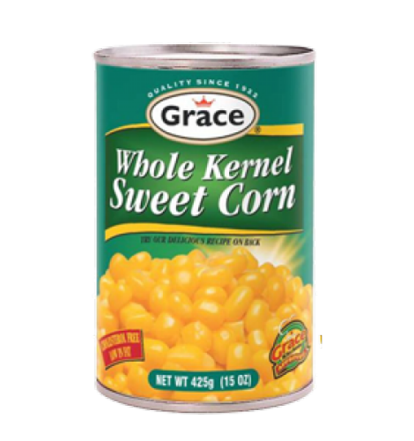 Grace Whole Kernel Sweet Corn