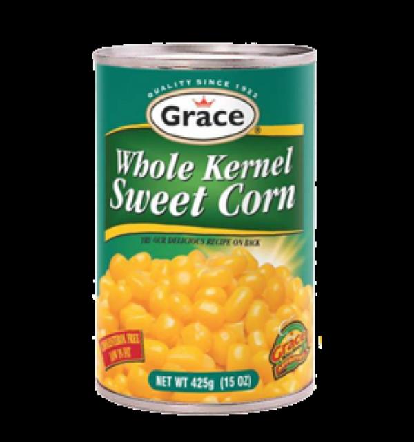 Grace Whole Kernel Sweet Corn