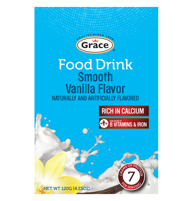 Grace Food Drink - Vanilla
