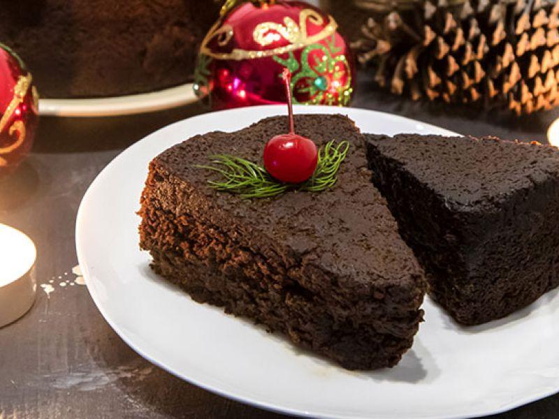 Grace Economy Christmas Cake