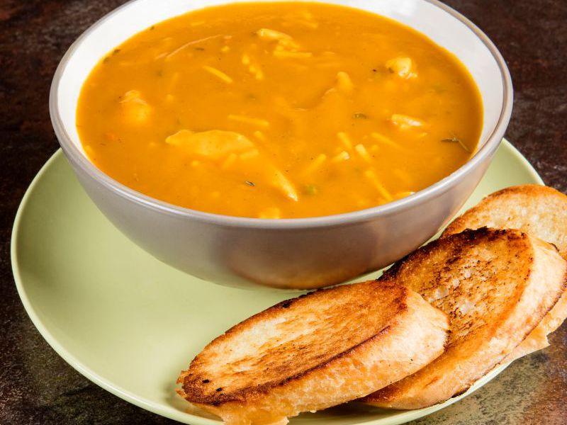 Recipe Easy Homemade Chicken Soup