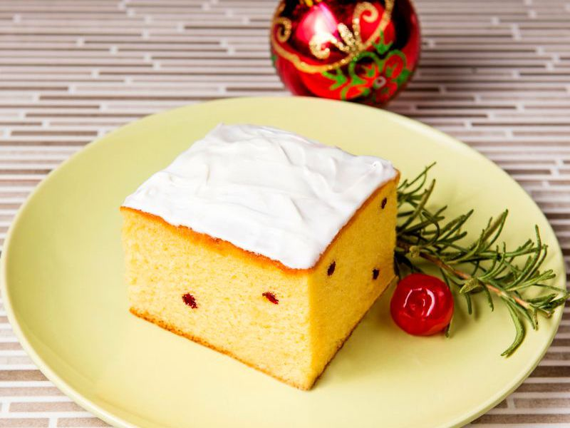 Mazie's Christmas Cake