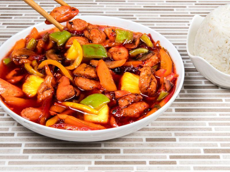 Special Sweet and Sour Chicken