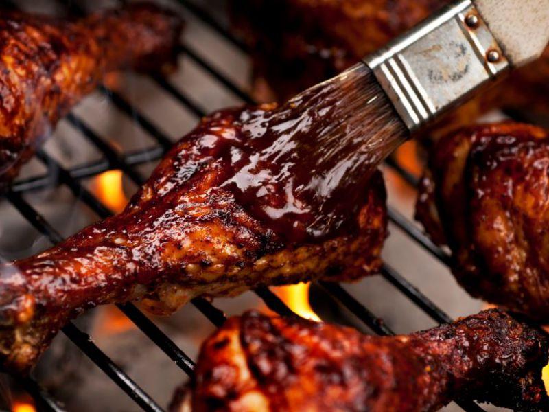 Barbecue Oriental Chicken