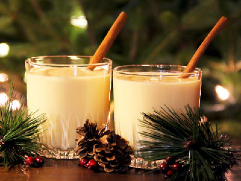 Egg Nog Drink