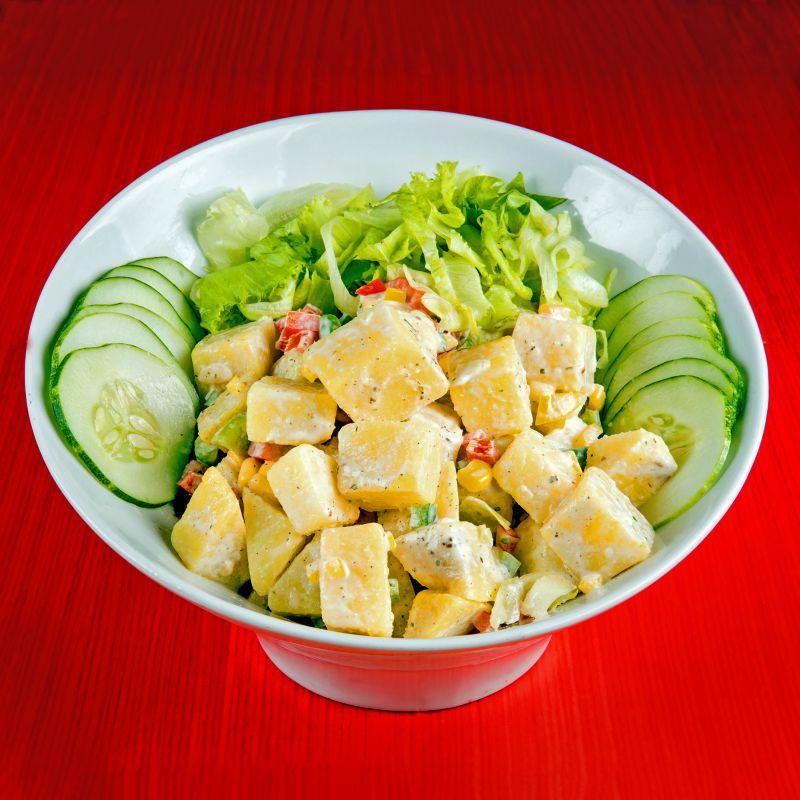 Yam Receipe: Recipe Yam Salad
