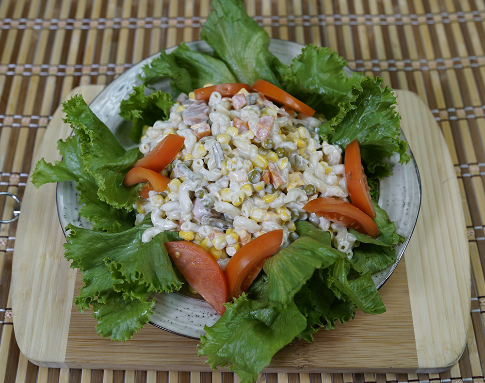Sam's Tasty Mac-Salad