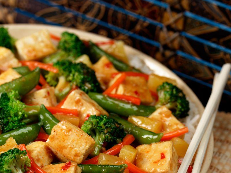 Brazed Tofu