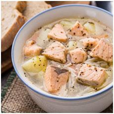 Tuna Noodle Soup