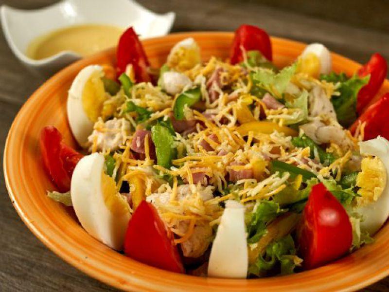 Ham Chef Salad