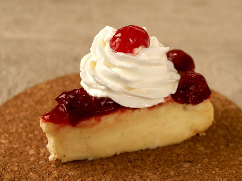 Heavenly Cheesecake (no crust)
