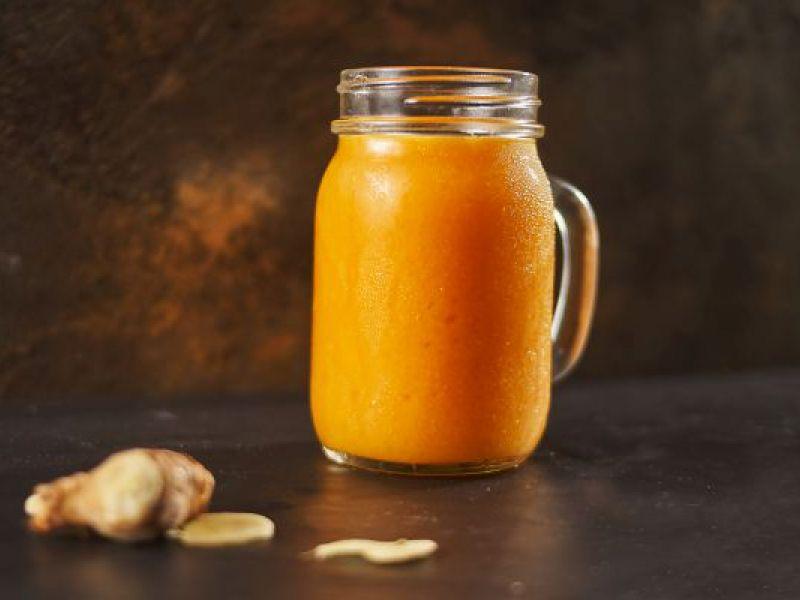 Mango Ginger Punch