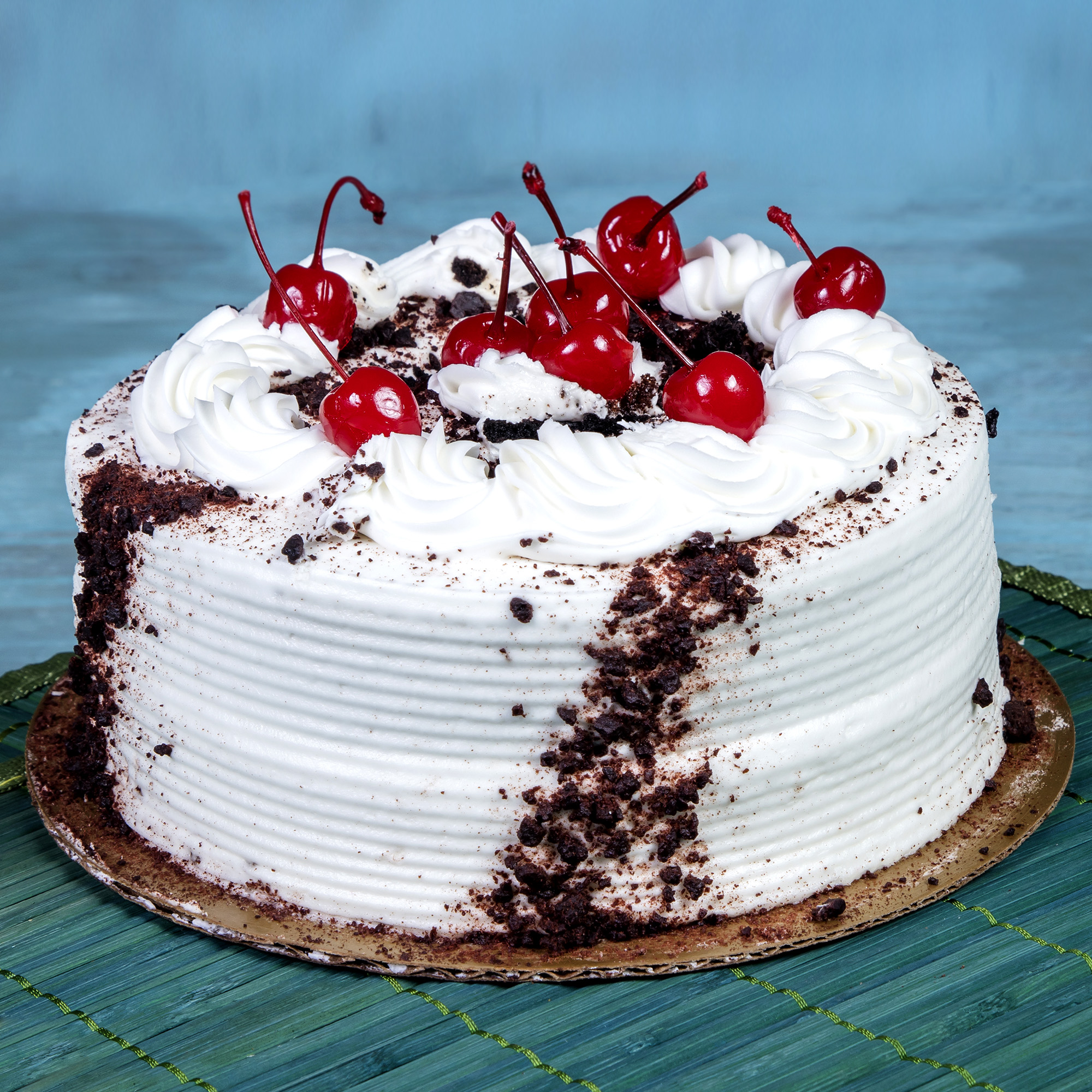 Grated Chocolate Cake