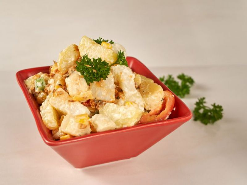 "Camille's ""Spotlight"" Potato Salad"