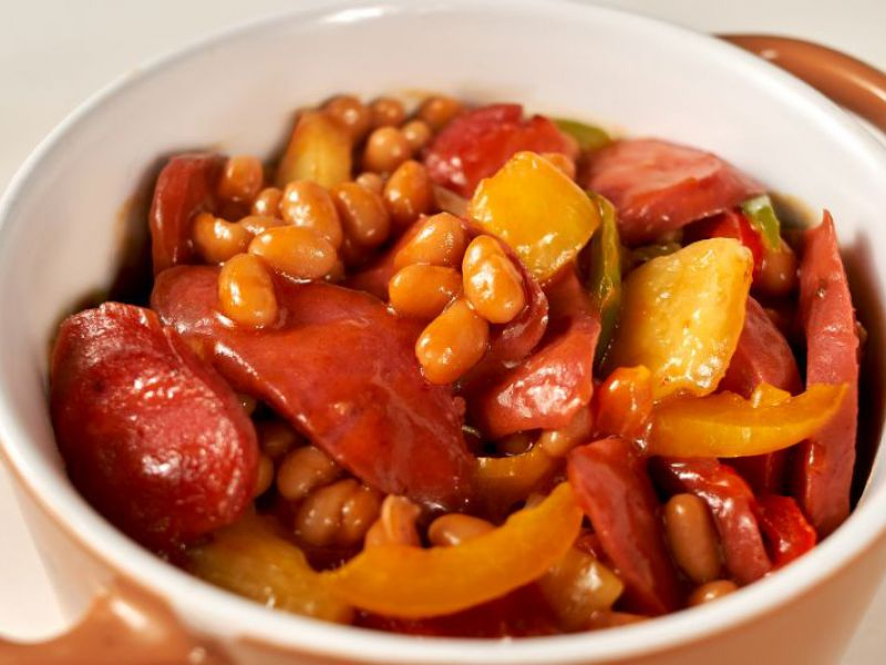 Frankfurter Bean Feast