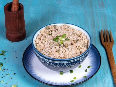 Grace Gungo Peas and Rice