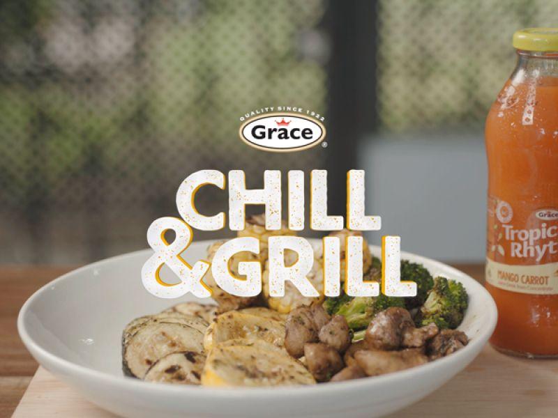 Grace Grilled Jerk Vegetables