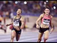 Racers Grand Prix: Sprint queen Fraser-Pryce signals return to form with 11.10s win