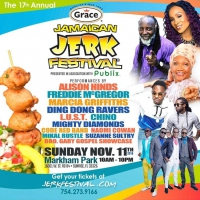17th Annual Jamaican Jerk Festival