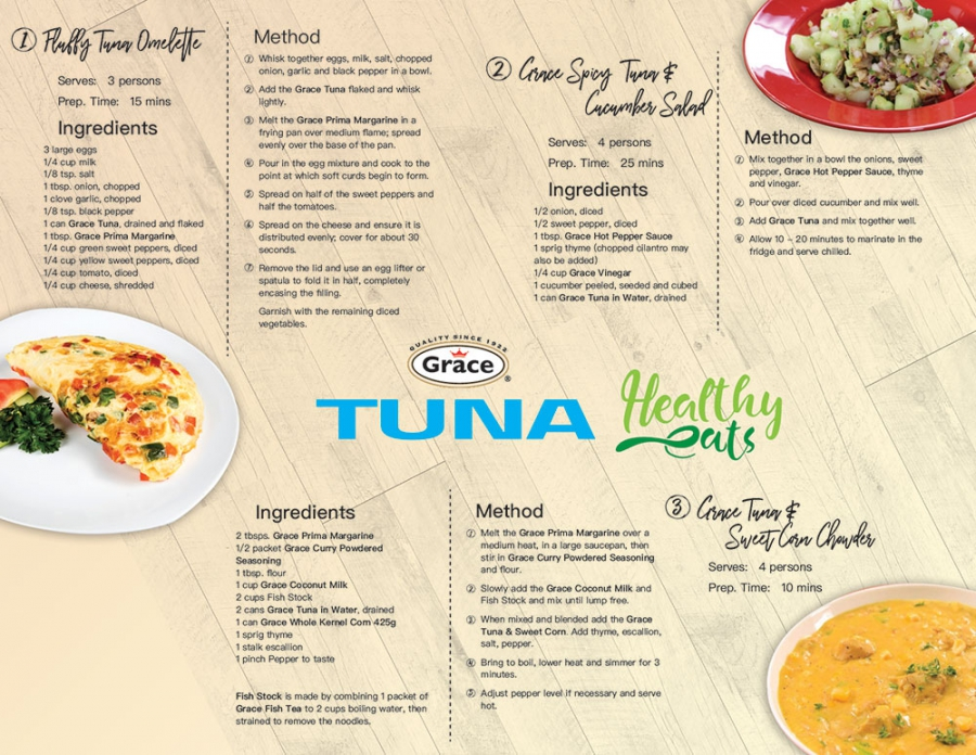 Grace Tuna Healthy Eats
