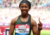London Diamond League | Fraser-Pryce Speeds To Impressive 100m Win