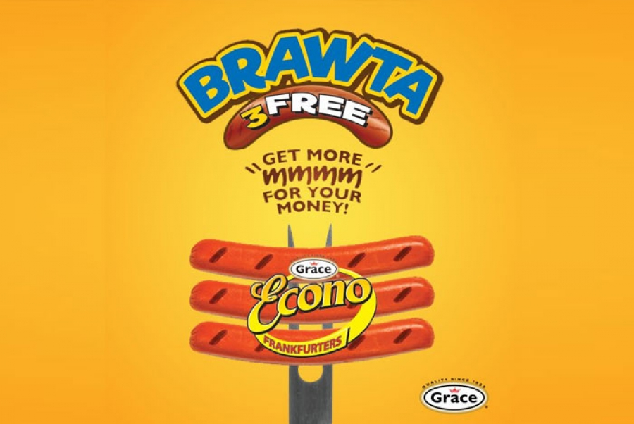 Grace Econo Franks Brawta Pack gives you more